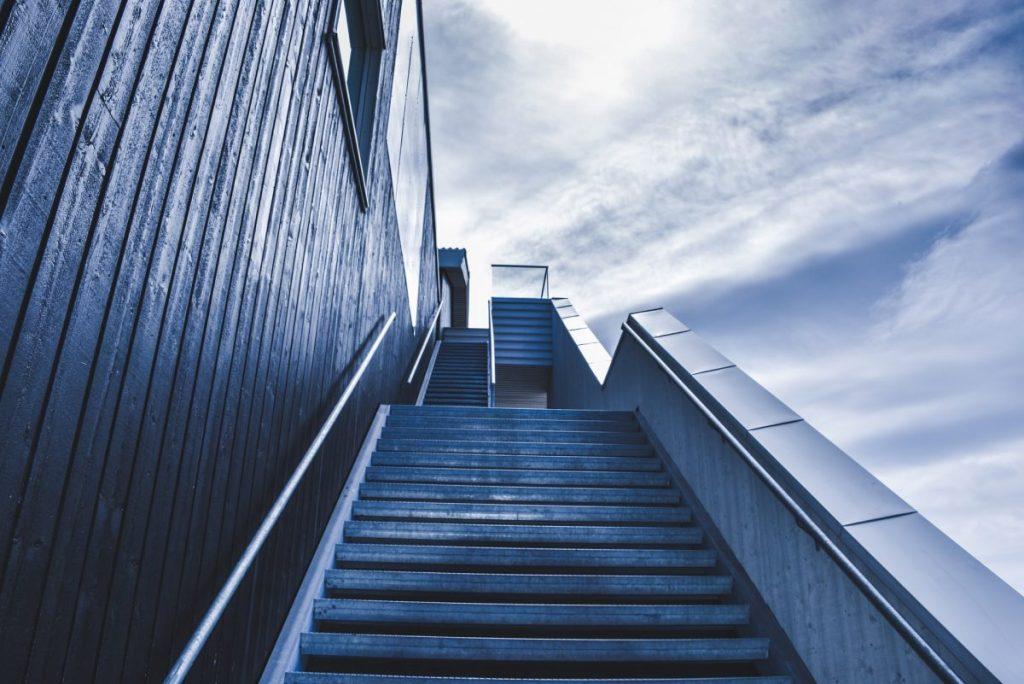 採用成功への階段